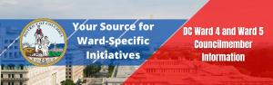 DC Wards 4 & 5 Councilmembers link