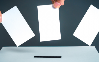 Electronic Voting is Here!