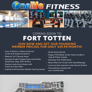 Onelife Fitness Center
